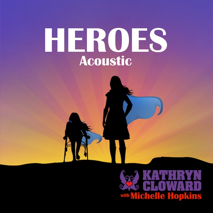 Heroes acoustic featuring Michelle Hopkins by Kathryn Cloward